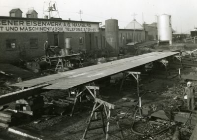 Kiellegung 04.01.1936