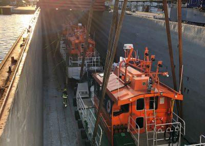 Schiffstransport 5